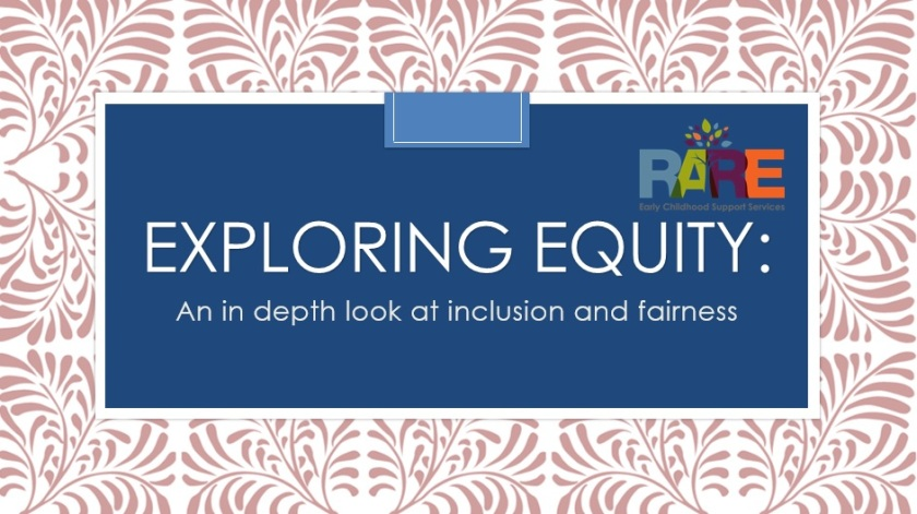 Exploring equity